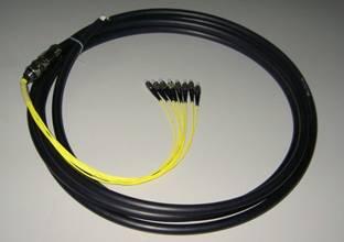 防水尾缆连接器(Waterproof Optic Cable Connectors)