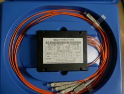 850nm 多模光纤分路器(Fused Multimode Fiber Optic Splitter)