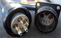 光电混合缆连接器(Electronic and Optic Hybrid Cable Connectors)