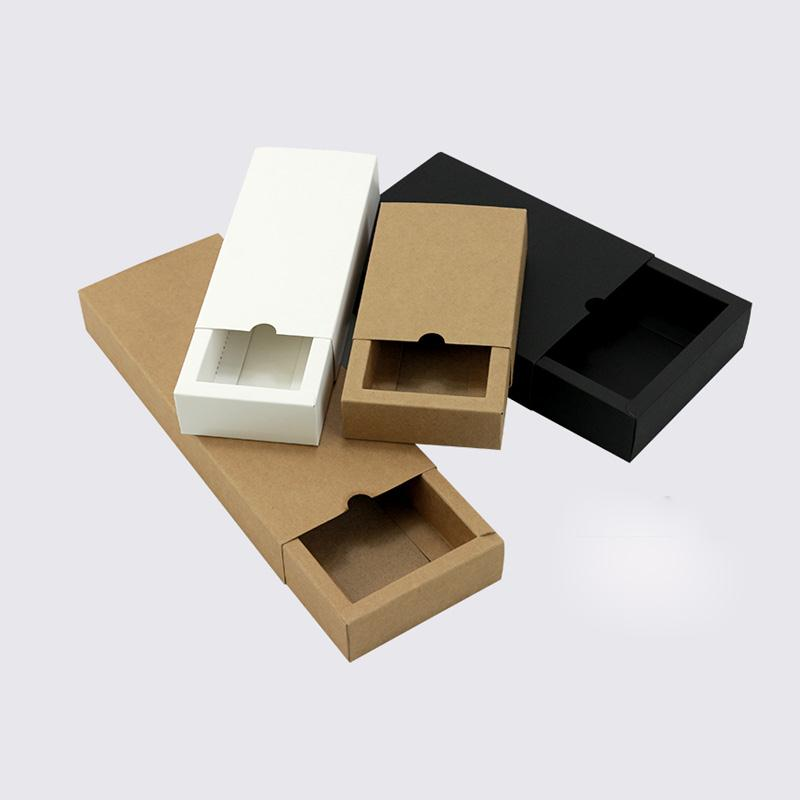 企业产品定制精美包装盒绿色环保材料