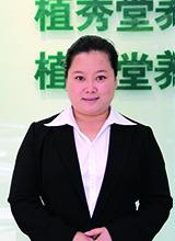 特许事业部山东片区总监——李艳芳