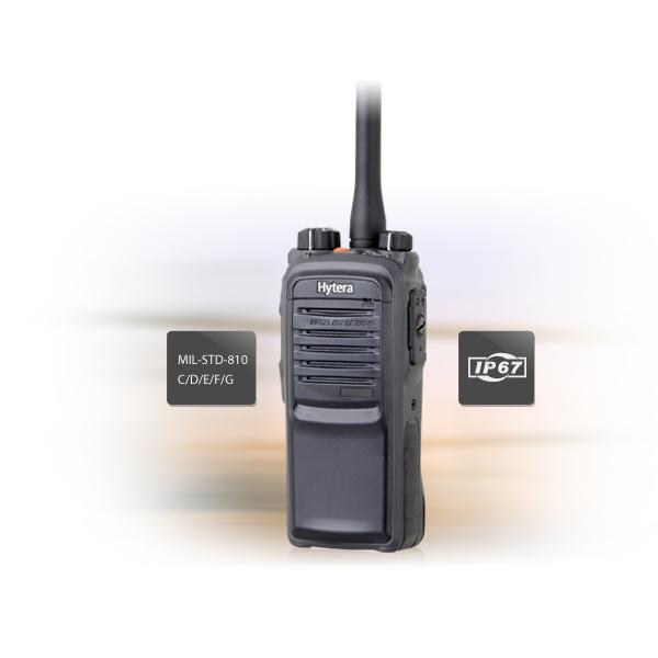 海能达PD700EX对讲机