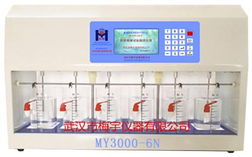 MY3000-6N六联电动混凝搅拌器