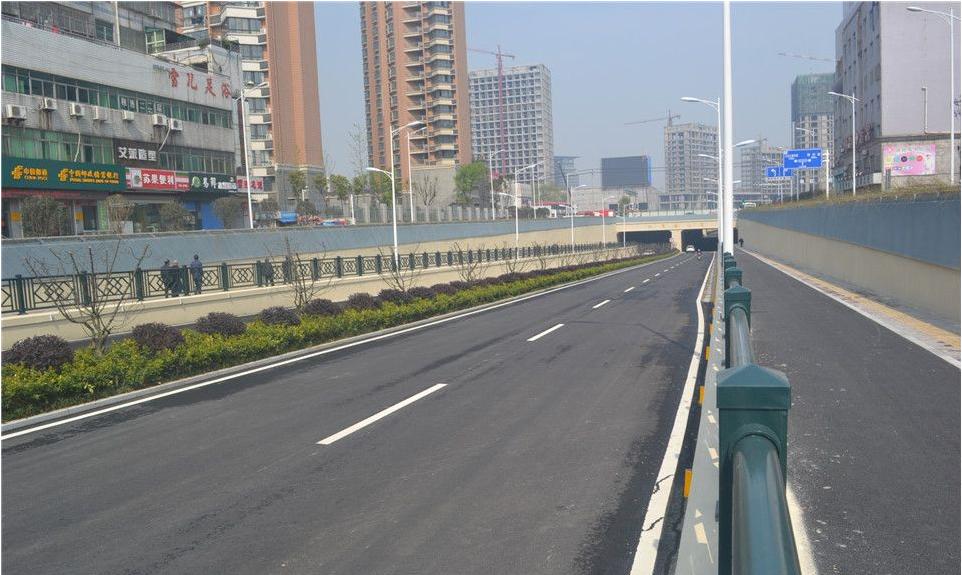 供砼工程--铜陵市北京路下穿工程