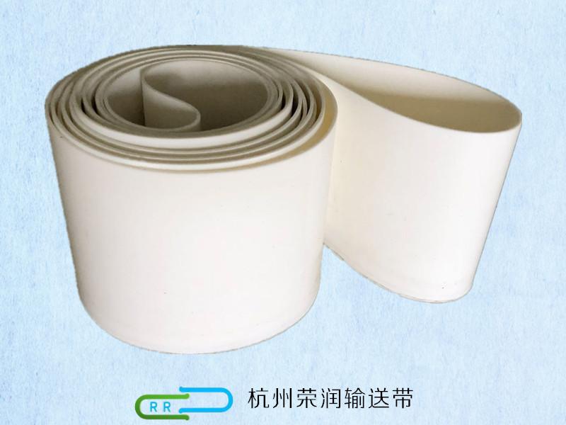 耐高温皮带 SIR纯硅胶传送带 表面硅胶传送带 耐高温260度传送带 磁选机皮带 淘金设备皮带