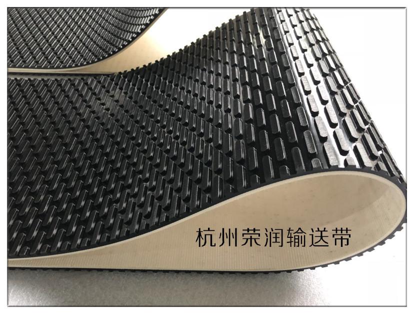 木材上刨机皮带 一字纹砂光机皮带 黑色横条纹输送带 PVC砂光机皮带 一字形9毫米砂光带 木工机械砂光带