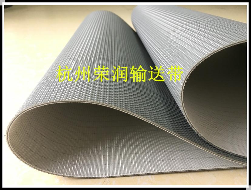 蛇皮纹输送带 灰色传送带 泡棉胶带裁切皮带 包装热切机传送带