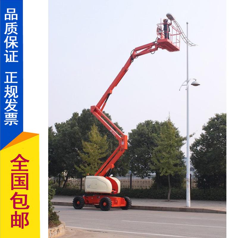 全电动自行走曲臂式高空作业平台