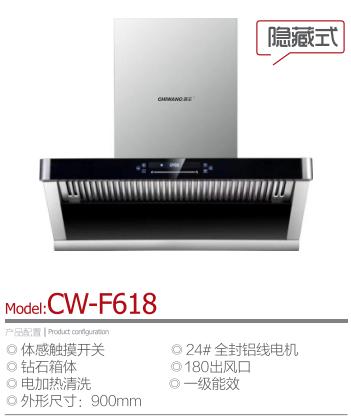 CW-F618