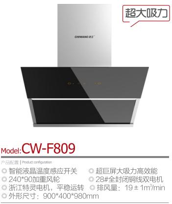 CW-F809