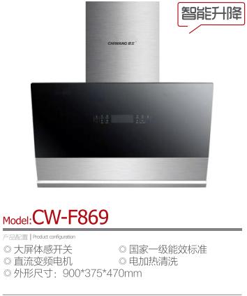 CW-F869
