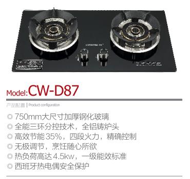 CW-D87