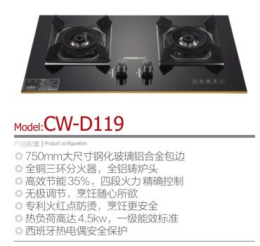 CW-D119