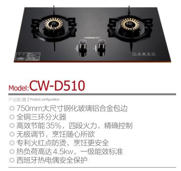 CW-D510