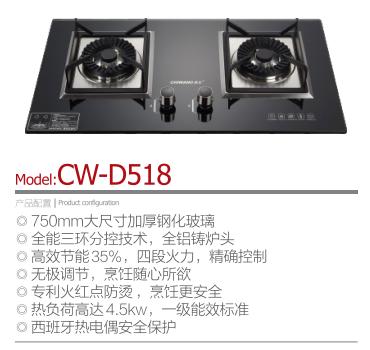 CW-D518