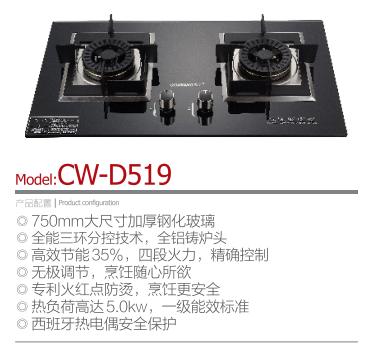 CW-D519