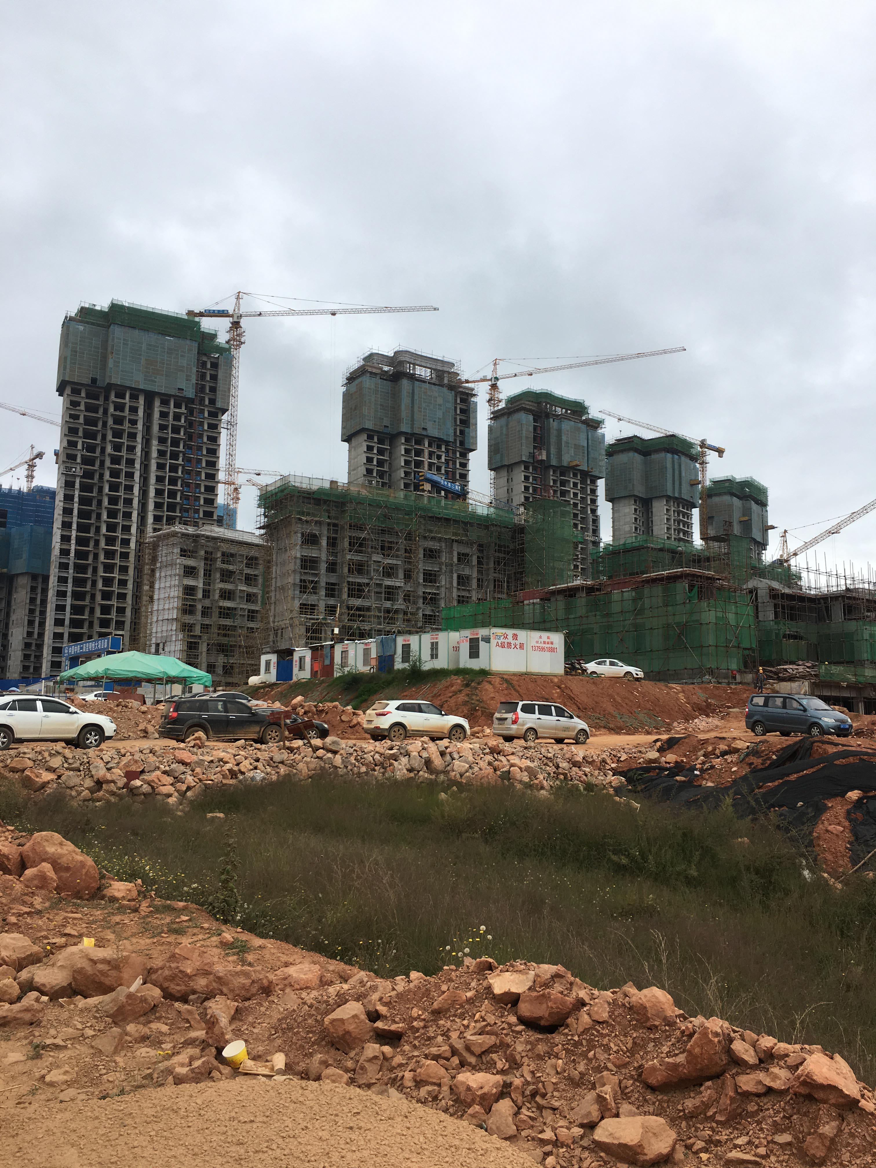 云南昆明恒大阳光半岛项目GRC制作安装工程