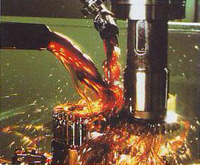非水溶性切削油