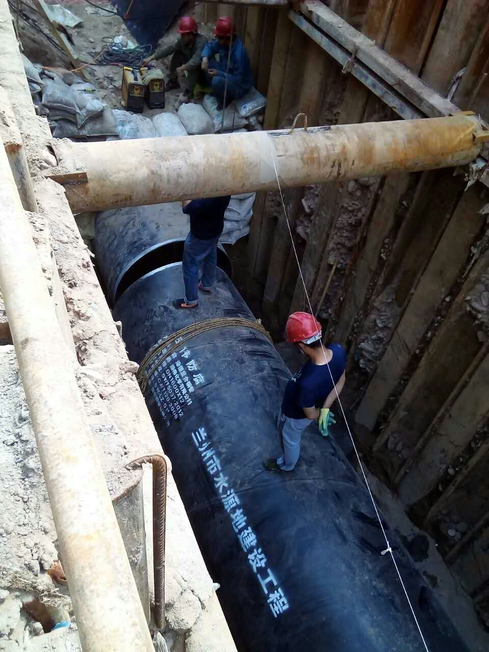 兰州水源地建设工程
