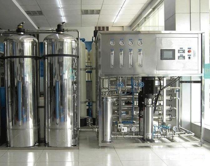 大型直饮纯净水设备系统