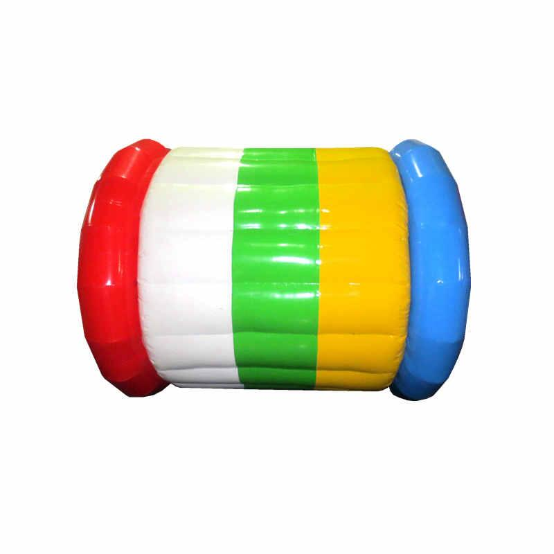 Five colors  inflatable cylinder