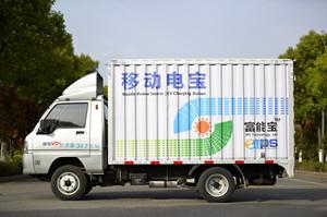 电动汽车充电救援与预约充电系统 (移动电宝)IPS MP300