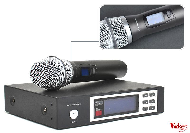 无线话筒 VK-W12S