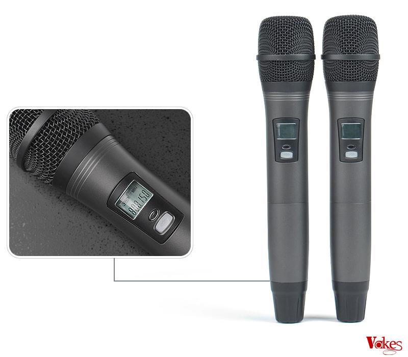 无线话筒 VK-W21S