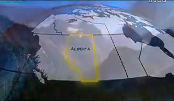 《加拿大阿尔伯塔省油砂》