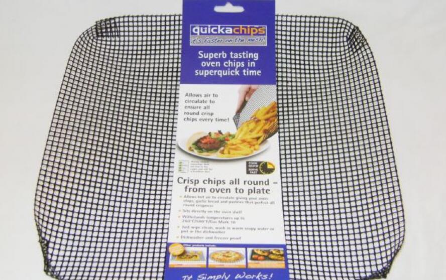 油炸土豆专用特氟龙食品级网格片