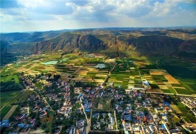 灵武河流风景 片