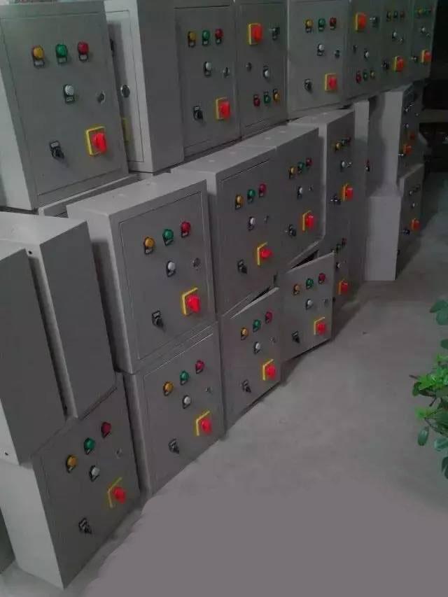 人防通风方式信号控制箱