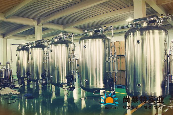 醇基燃料标准生产设备