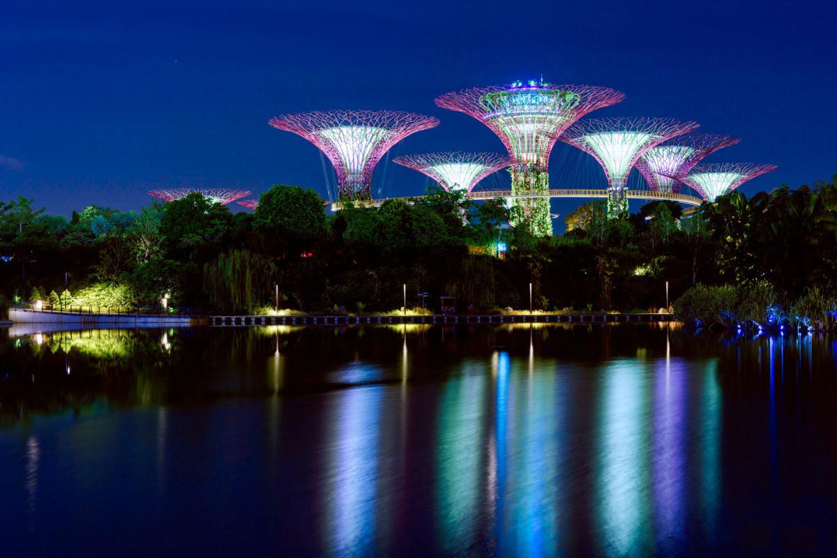 香港新加波马来西亚经典休闲豪华7天6晚游