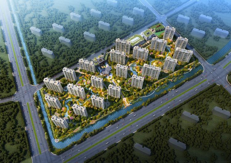 南京浦口共有产权房项目