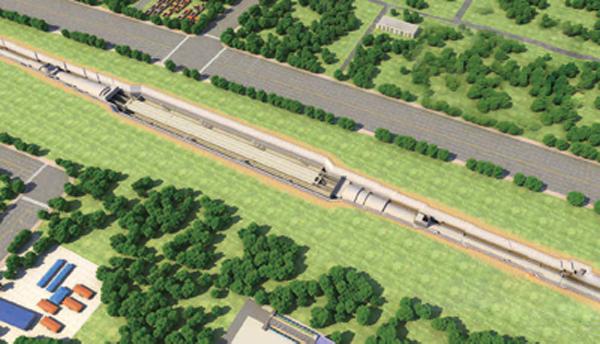 京安城际铁路3标