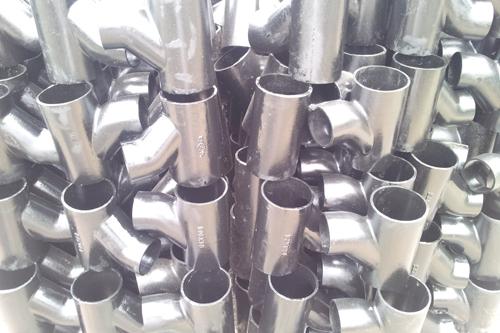 W型排水铸铁管件