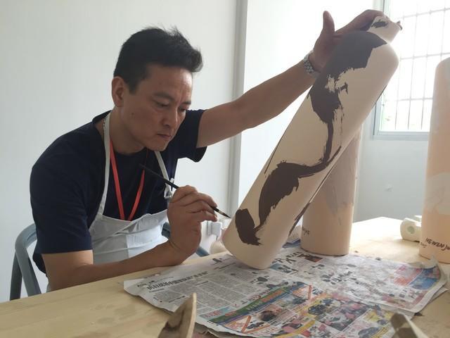 何汶玦作品全国美术馆巡回展