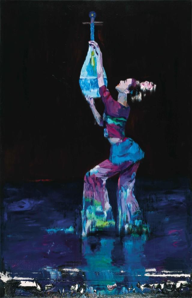 何汶玦作品 全国美术馆巡回展第二站