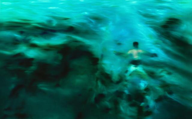 何汶玦作品全国美术馆巡回展第二站——堪图术