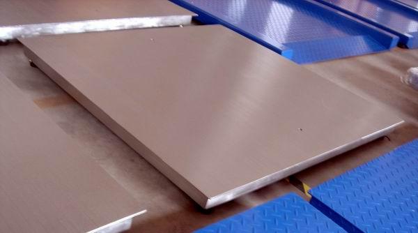 不锈钢 电子地磅