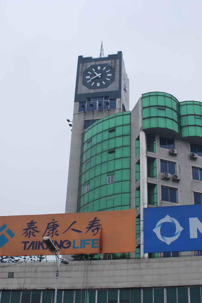 四川省犍为县工商银行塔钟工程