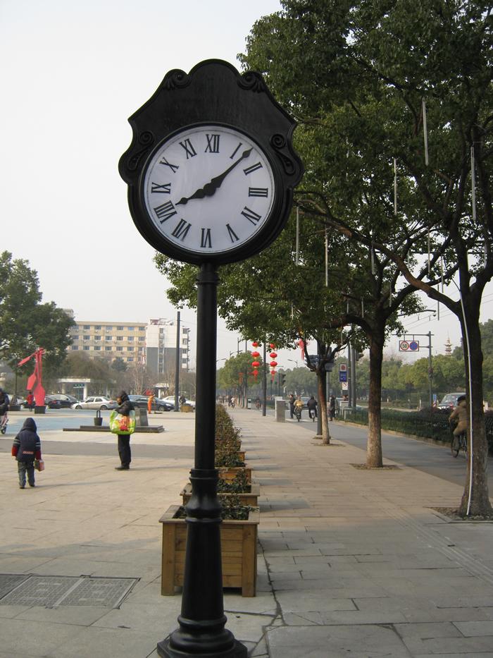 浙江杭州市政府景观钟景观钟工程