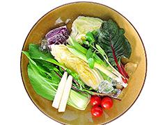 新鲜有机蔬菜