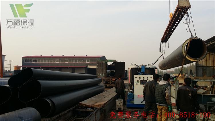 涿鹿磷矿化工集团蒸汽输送改造工程