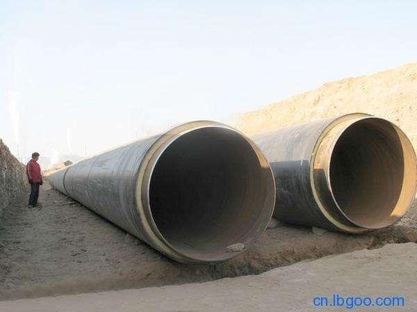 河南热力公司城市小区供热管网