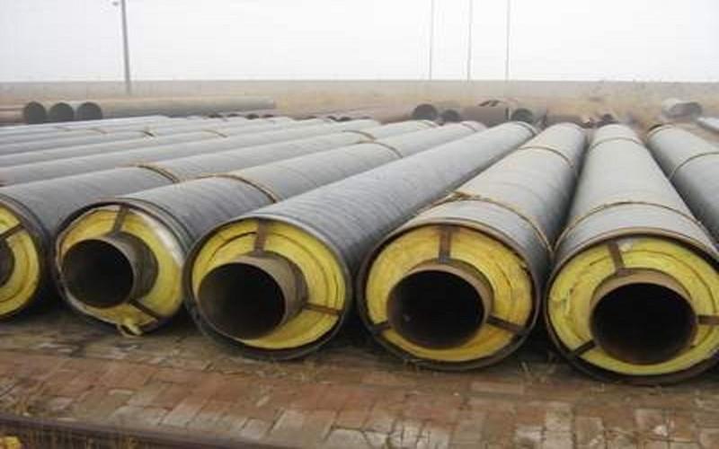 聚氨酯管道保温材料