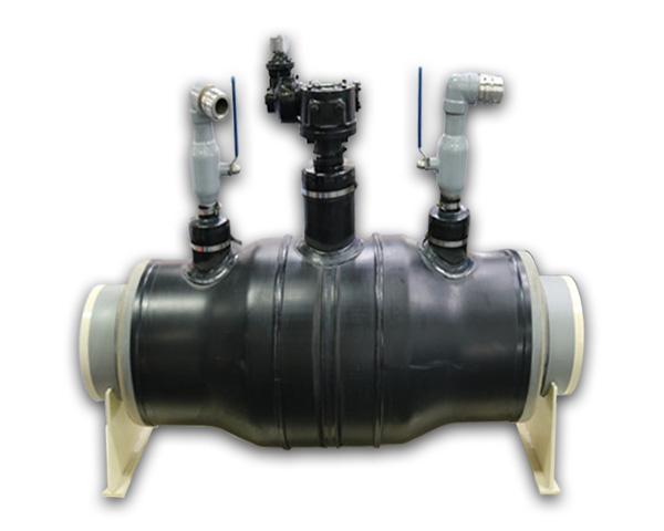 高温内滑动钢套钢蒸汽保温管