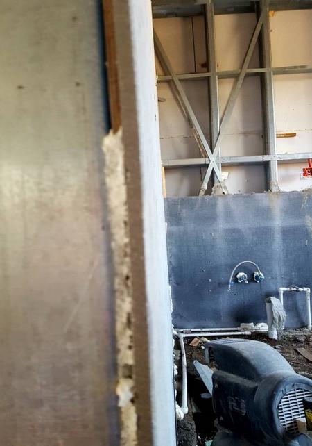 吉林长春NCC超低能耗被动式舒适房结构防火保温装饰一体化墙体及屋面浇筑5