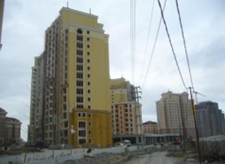 新疆大学校舍装配式钢结构保温工程4